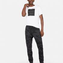 EXPRESS Men's Camo Double Knit Jogger Pant