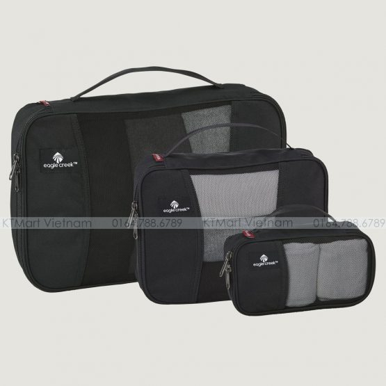 Set túi đựng đồ Du lịch Eagle Creek Pack-It Original™ Cube Set XS-S-M EC041208 Eagle Creek