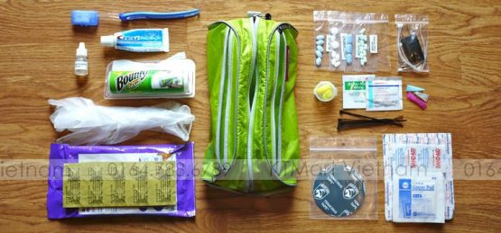Túi đựng đồ Du lịch Eagle Creek Pack-It Original™ Quick Trip Toiletry Organizer EC041218 Eagle Creek