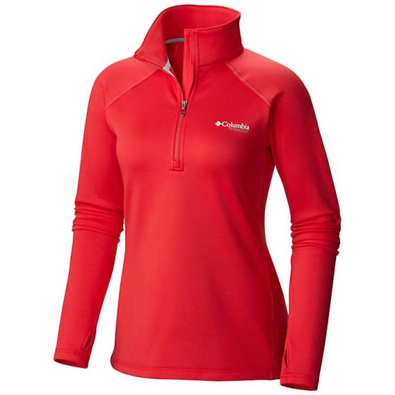 Columbia Women's Titanium Northern Ground™ Half-Zip Fleece