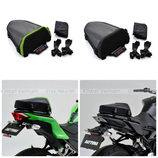 Hộp đựng đồ cho xe Motor Henly Begins Seat Bag Carbon 95737 Henly Begins