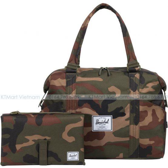 Túi trống tiện dụng Herschel Strand Sprout Duffle Bag Herschel