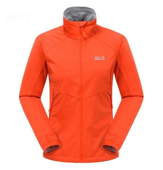 Áo khoác Jack Wolfskin Women New Softshell Jacket JackWolfskin