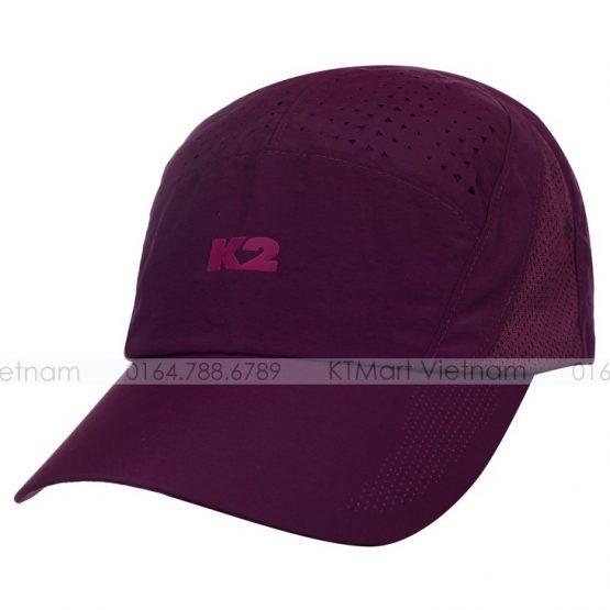 Mũ thể thao K2 Breathe 360 Pierced Cap