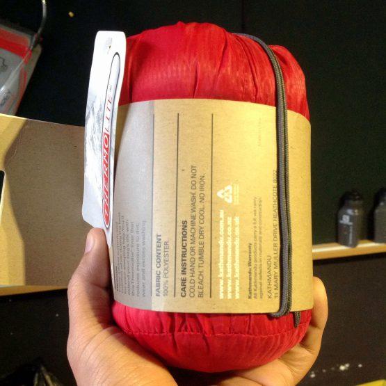 Túi ngủ Kathmandu Sleeping Bag Liner Thermal