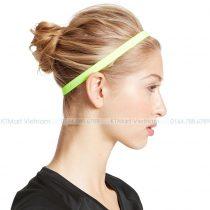 Băng đô chặn mồ hôi Mission VaporActive Cooling Marathon Headband 3-Pack Mission