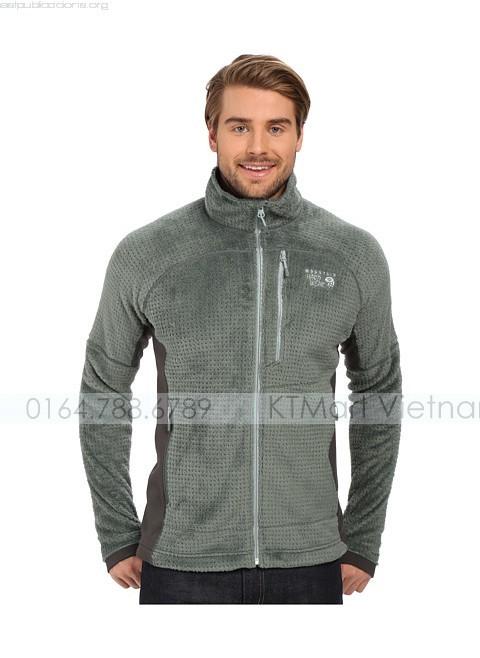 Áo khoác Mountain Hardwear Monkey Man Grid II Fleece Full Zip Jacket
