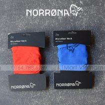 Khăn ống giữ nhiệt Norrona 29 Microfiber Neck 1476 Norrona