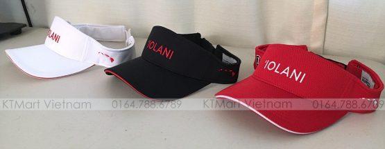 Mũ thể thao Olomana Custom Hats for Iolani School Olomana