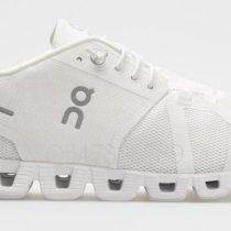 Giày chạy bộ On Cloud All White