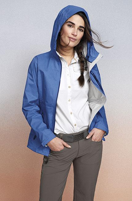 Orvis Women's The Hatch Rain Jacket