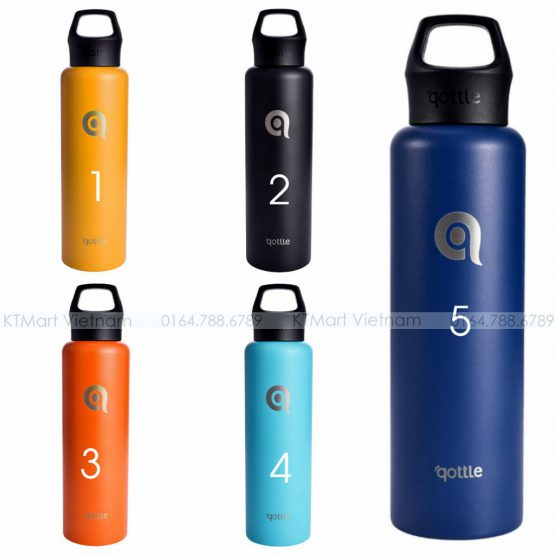 Bình giữ nhiệt Qottle 24oz Sport Water Bottle Qottle