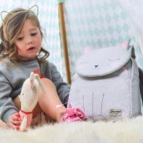 Ba lô trẻ em Samsonite Happy Sammies Backpack S Kitty Cat
