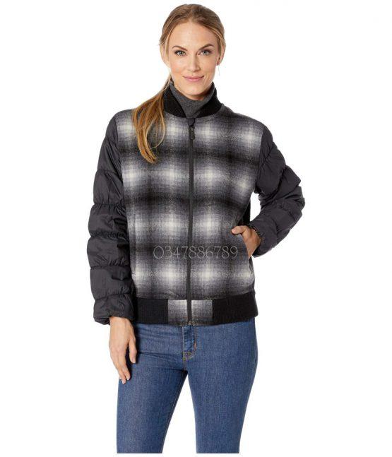Áo khoác lông cừu Bomber Smartwool Women's Ibera Bomber Jacket SW000432 Smartwool