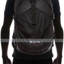 Ba lô Du lịch Snowpeak Active Backpack Type02 ONE Black UG-672BK Snowpeak