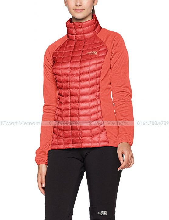 Áo khoác siêu Nhẹ The North Face Women's ThermoBall Hybrid Full Zip 2XKI The North Face