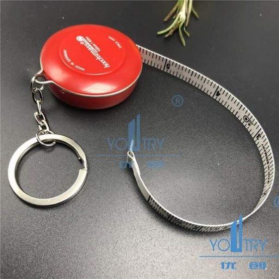Móc chìa khóa thước dây HOECHSTMASS