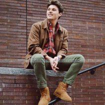 Giầy lông cừu UGG Harkley Classic Boots for Men 1016472 UGG