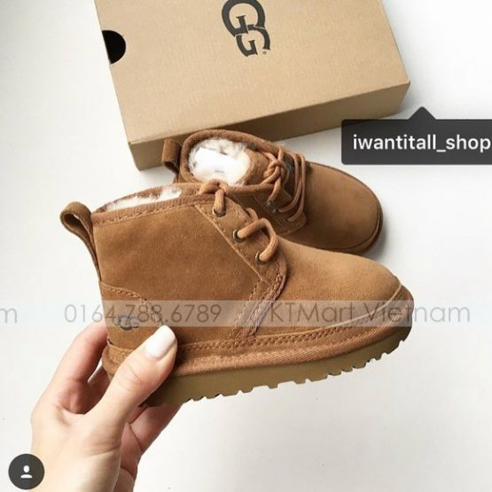 Giầy lông cừu UGG Neumel II Boot for Toddlers 1017320T UGG