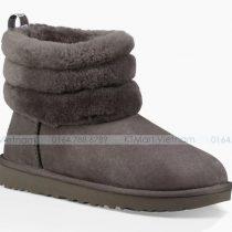 Bốt lông cừu UGG Women's Classic Mini Fluff Quilted Boot 1098533 UGG