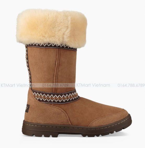Bốt lông cừu UGG Women's W Sundance Revival Fashion Boot UGG size 38