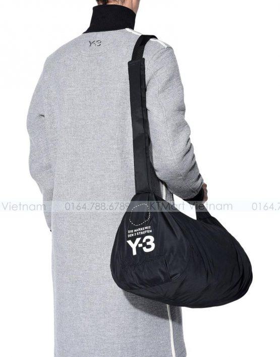 Túi trống thể thao Y 3 Yohji Gym Bag Gym Bags Y3