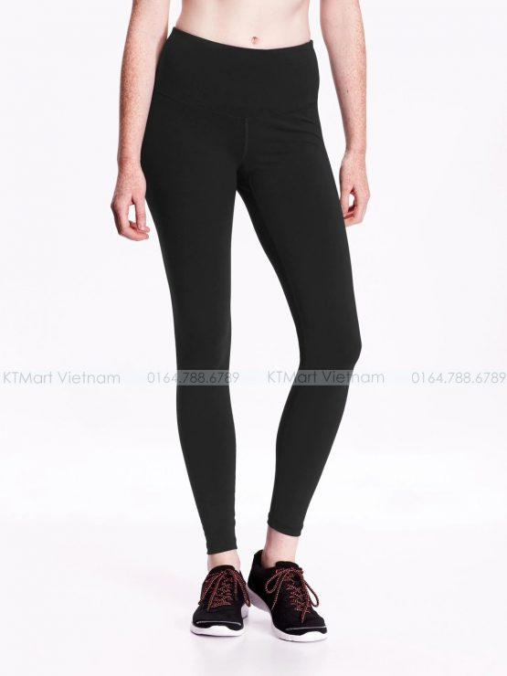 Quần Legging Old Navy High-Rise Compression Leggings for Women Old Navy