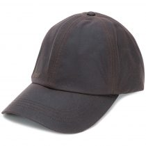 BARBOUR logo cap In brown