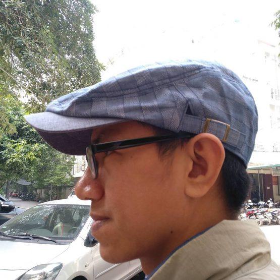 Mũ Beret xuất Xịn