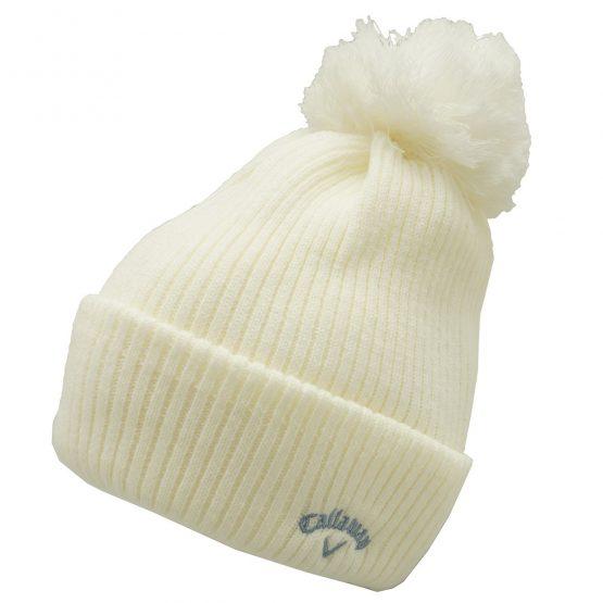 Mũ Len đánh Golf Callaway Apparel Knit Cap with Standard Logo Hat Golf 247-7284902 Callaway