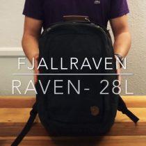 Ba lô Laptop Fjallraven Raven 28L F26052 Fjallraven