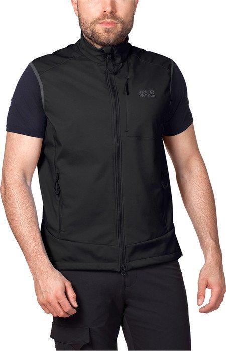 Áo Gile Jack Wolfskin M Stormbreeze Softshell Vest 1303471 Jack Wolfskin