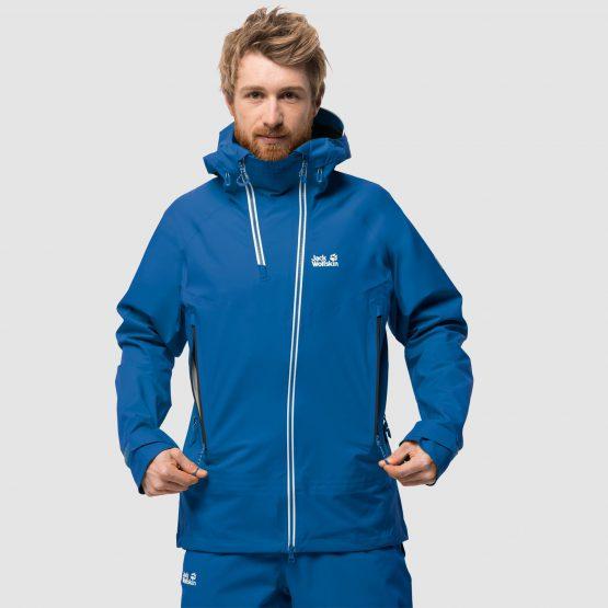 Áo trượt Tuyết Jack Wolfskin Men's Exolight Range Jacket  1109841-1062 Jack Wolfskin