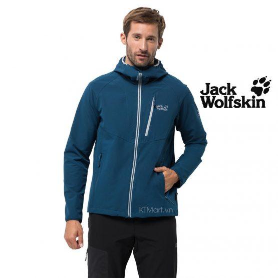 Jack Wolfskin Mens Kanuka Point Jacket 1305851 Jack Wolfskin size M, L