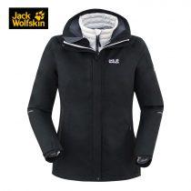 Áo khoác chống nước Jack Wolfskin Waterproof Women's Jacket 5012721 Jack Wolfskin