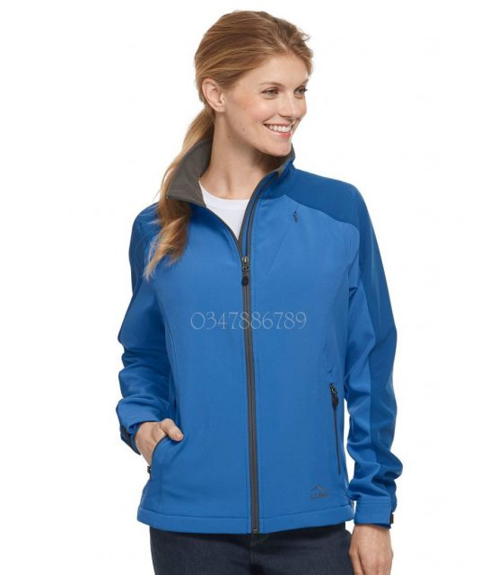 Áo khoác Softshell LLBean Women's Pathfinder Soft Shell Jacket 298822 LLBean