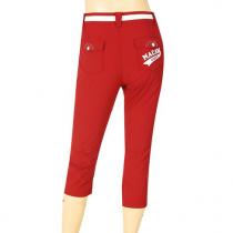 Quần [MACAW] (Women) Casual color banding pants MHW2LP14