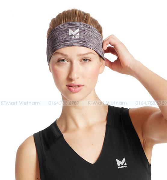 Băng đô làm Mát Mission Enduracool Lockdown Cooling Headband Mission
