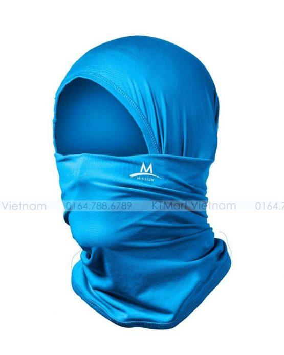 Khăn ống đa năng Mission Enduracool Multi Cool Cooling Headwear Mission