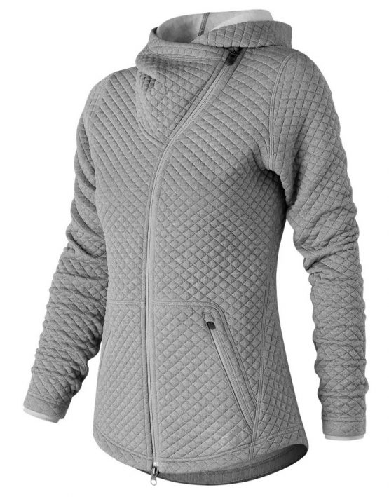 Áo khoác NB Heat Loft Asym Jacket New Balance
