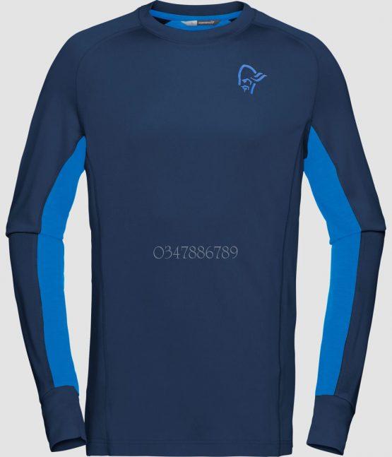 Norrona Fjora Powerwool Long Sleeve Shirt 2210-18 Norrona size S. L