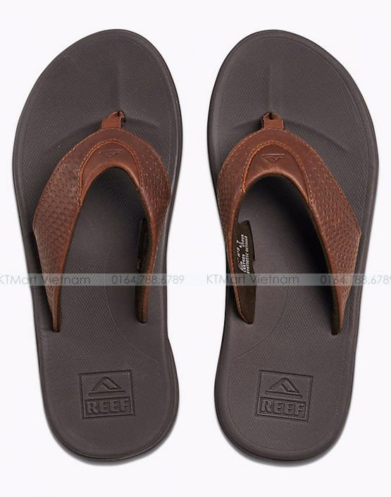 Tông Reef Men's Rover Leather Sandal Reef
