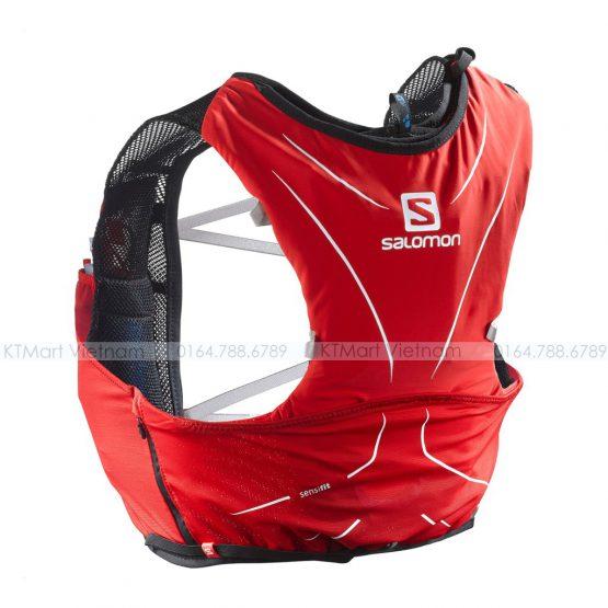 Áo Vest chạy bộ Salomon ADV Skin 5 Set