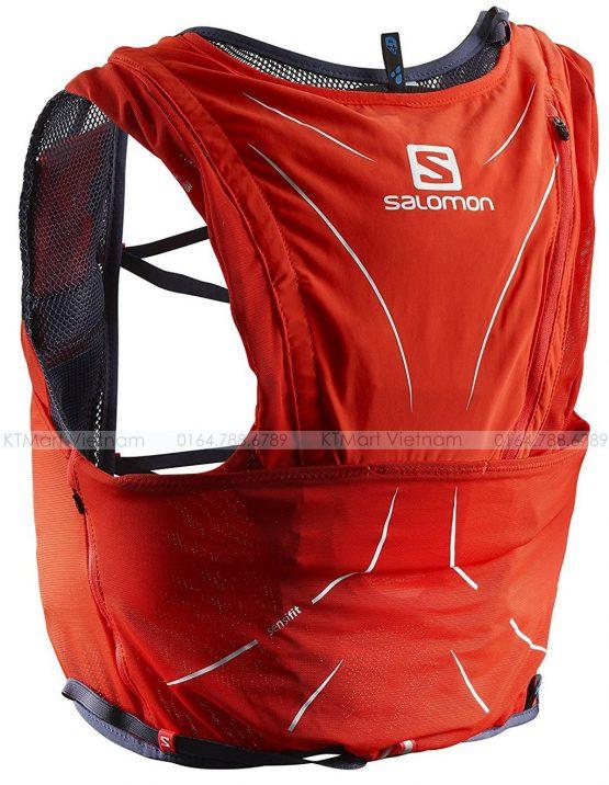 Áo Vest chạy Salomon ADV Skin 12 Set Salomon