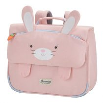 Cặp đi học Samsonite Happy Samies School Bag S Rabbit Rosie 93416 Samsonite