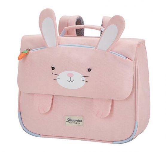 Cặp đi học Samsonite Happy Samies School Bag S Rabbit Rosie 93416 Samsonite