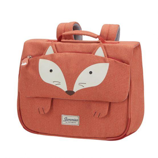 Samsonite Happy Sammies Schoolbag S Fox William Samsonite