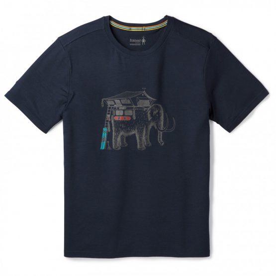 Áo lông cừu Smartwool Men's Merino 150 Mobile Mammoth T-Shirt Smartwool