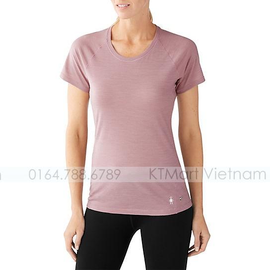 Áo lông cừu Smartwool Women's Merino 150 Base Layer Micro Stripe Short Sleeve Smartwool