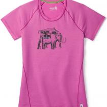 Áo lông cừu Smartwool Women's Merino 150 Mobile Mammoth T-Shirt Smartwool